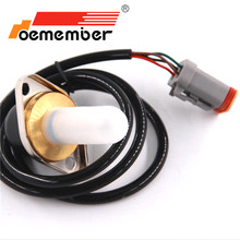 Free Shipping Heavy Duty Sender Unit Oil Pressure Turbo Sensor For SCANIA 1862800 1527108 1784638 1403060 527108(China)