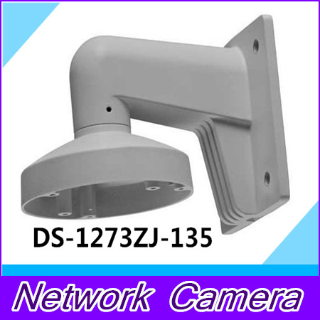 цена на wall Bracket mount DS-1273ZJ-135 (White ) Continental Dome Camera Wall Bracket