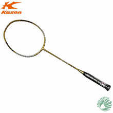 2019 New Arrival Kason Carbon Eastic & Durable 25-27 Lbs Amateur Intermediate & Senior T210 High Carbon Badminton Racket(China)
