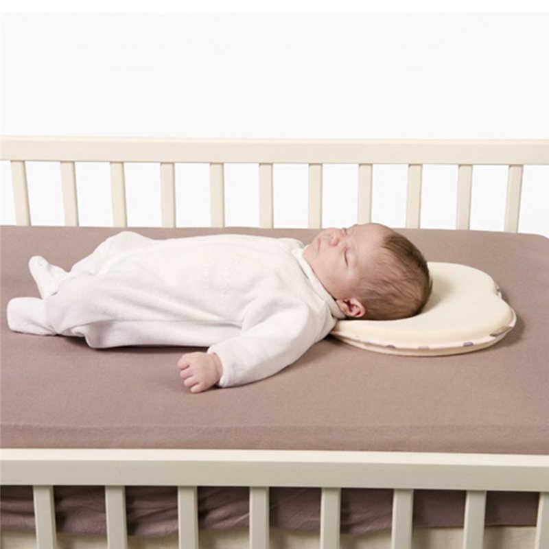 Детские подушки дышащие детские подушки определенной формы для предотвращения плоской головы эргономичная подушка для новорожденного almofada infantil 0 ~ 12 м против скатывания