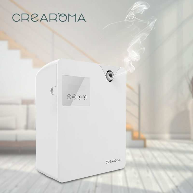 Crearoma 2019 Hot Sale Electric HVAC Scent Delivery System With 300ml Bottle