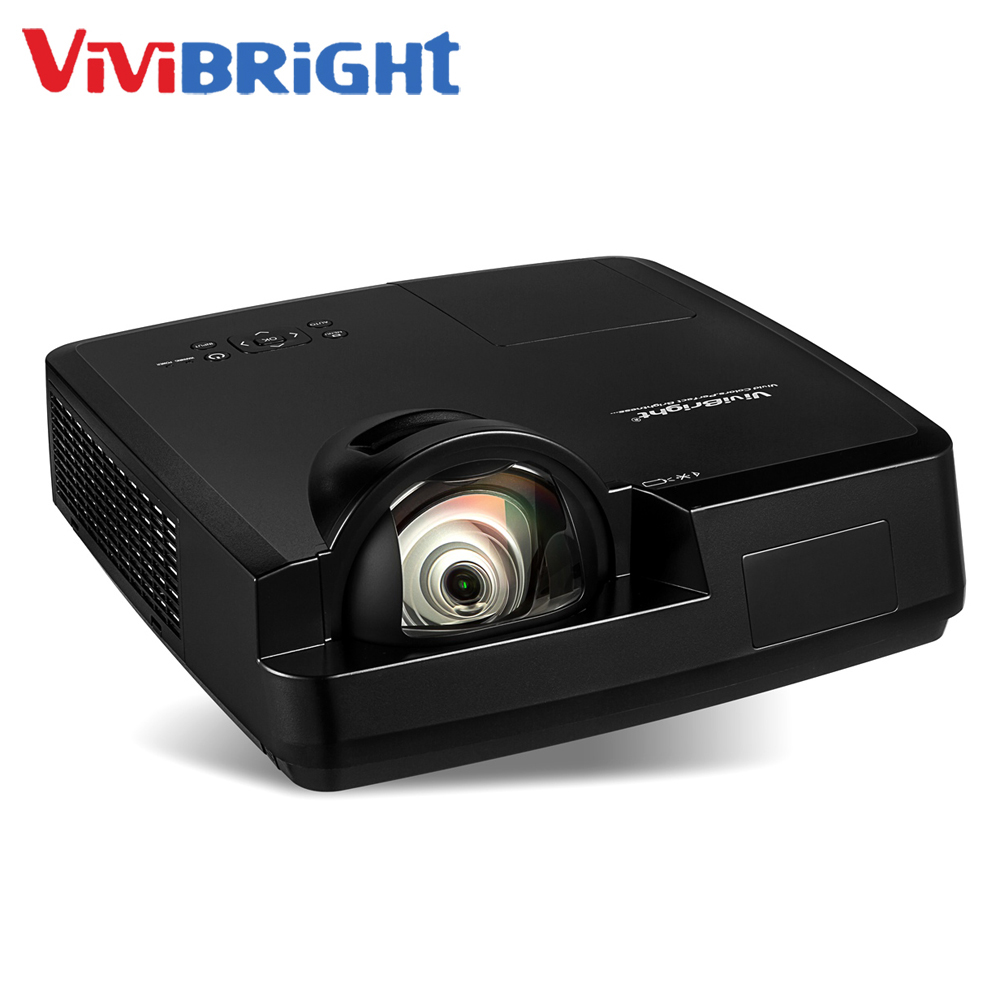 VIVIBRIGHT PRX570ST, 3500 ANSI Lumens LCD Projector for Business & Teaching , Short Throw Projectorm, 1024x768Pixels
