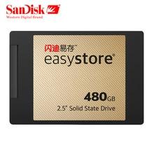سانديسك SSD الداخلية محرك الحالة الصلبة SATA3 540 برميل/الثانية 2.5 بوصة القرص الصلب 480 GB 240 GB 120 GB HDD الداخلية SSD لأجهزة الكمبيوتر المحمول سطح المكتب