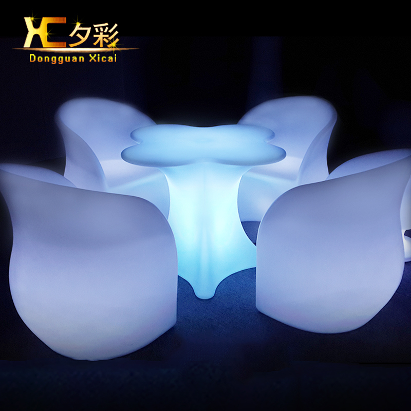 LED Bar Furniture Sets Plastic Coffee Table Wine Drinking  : LED Bar Furniture Sets Plastic Coffee Table Wine Drinking Chair For Dining Room Garden Wedding Party from www.aliexpress.com size 800 x 800 jpeg 313kB