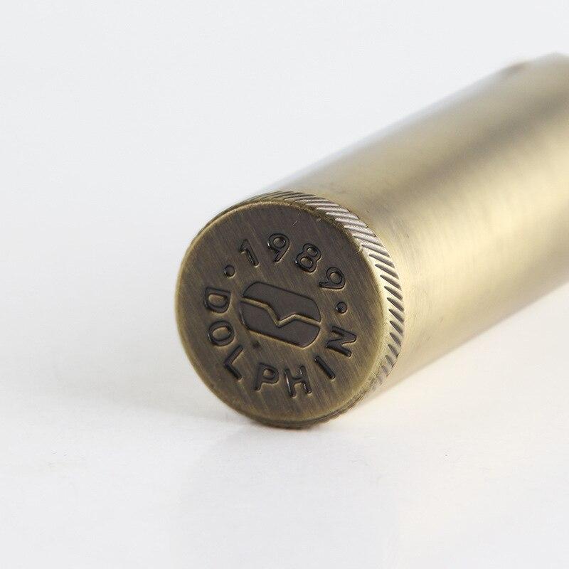 Sideslip grinding wheel flint kerosene lighter Metal lighter in Cigarette Accessories from Home Garden
