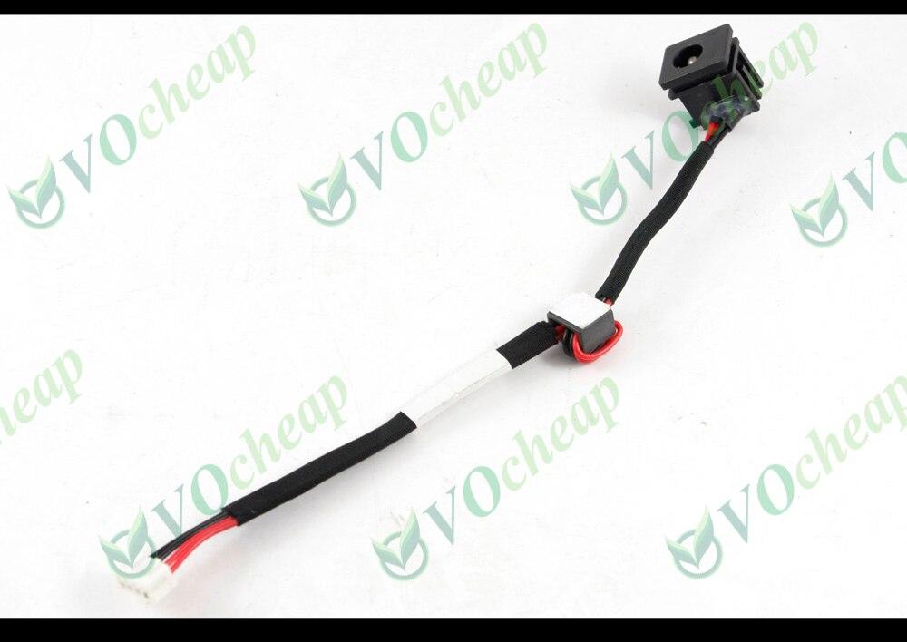 C14 F TOSHIBA SATELLITE L300 L305 L300D L305D Series DC POWER JACK CABLE HARNESS
