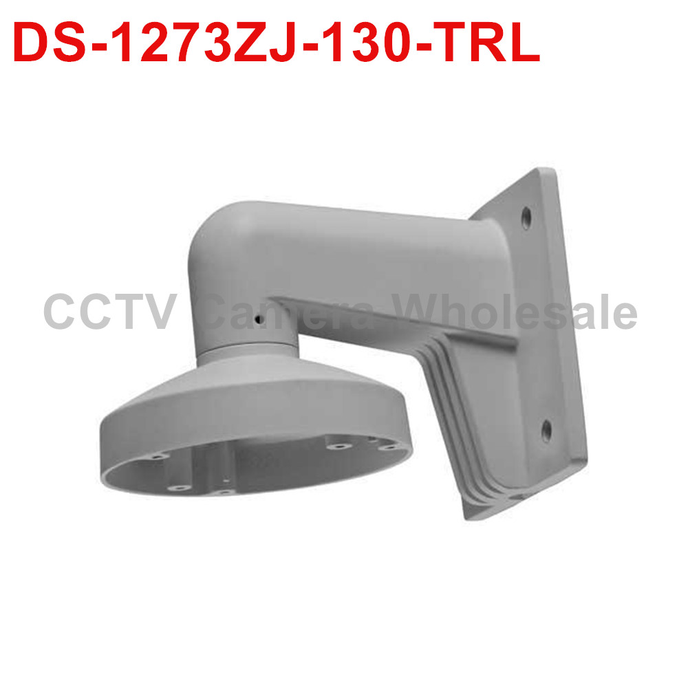 DS-1273ZJ-130-TRL CCTV Camera wall mount bracket DS-2CD2342WD-I DS-2CD2385FWD-I ds 1276zj corner mount bracket for cctv camera