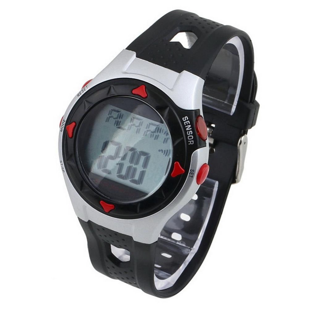 все цены на Women's Watches Waterproof Pulse Heart Rate Monitor Stop Calories Counter Sport Fitness Digital Wristwatches Relogio Feminino