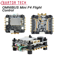 OMNIBUS Mini F4 Fly Tower Passing Machine Flight Control 4 in 1 30A ESC Integrated OSD 5.8G FPV Transmitter