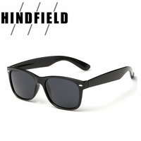 New Arrival Fashion Polarized Sunglasses High Quality Black Frame Sun Glasses For Male Driving Sports Golf
