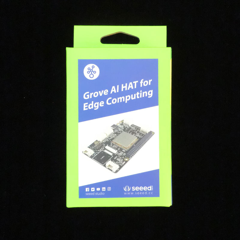 1 pcs x Grove AI HAT for Edge Computing with sipeed K210 processor