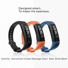 S11 IP67 Waterproof Sports Smart Bracelet Health Monitor Durable Sports Pedometer Bluetooth Smart Watch Heart Rate Monitor(China)