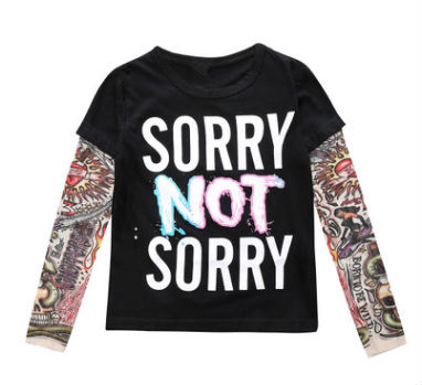 Ins-Hot-Sale-New-Baby-Kids-Hip-hop-Style-Long-Sleeve-Clothing-Patterns-Printed-Cotton-Boys-And-Girls-T-shirt-Fashion-Sashimi-Tat-1