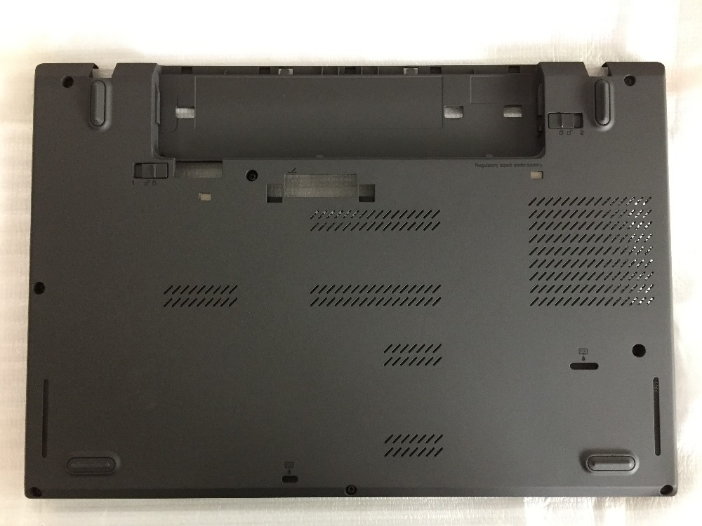New Original for lenovo ThinkPad T460P Lower Case Bottom Case Base Cover 01AV926 gzeele new laptop lcd top cover case for lenovo for thinkpad t450s bottom case base cover 00pa886 am0tw000100 w dock lower case