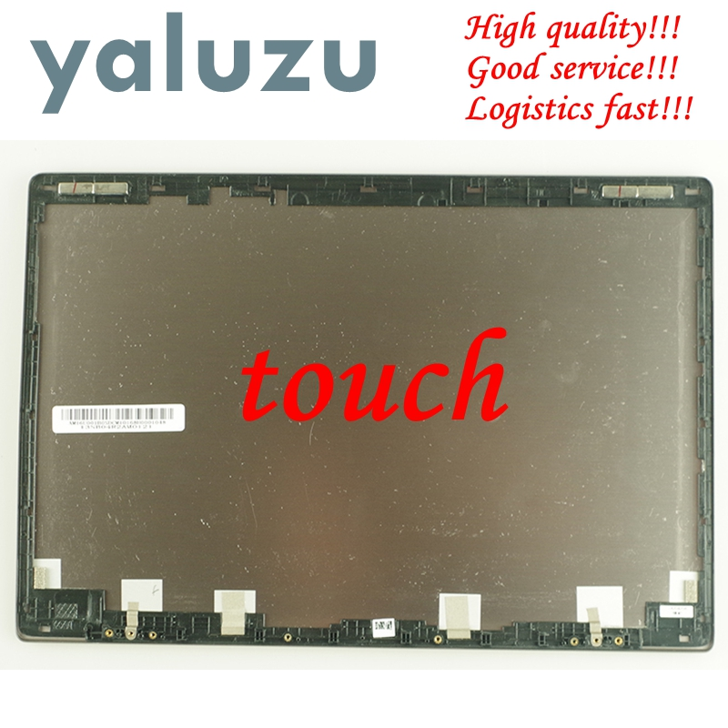 YALUZU With Touch Screen LCD Back Cover For ASUS UX303L UX303 UX303LA UX303LN Grey