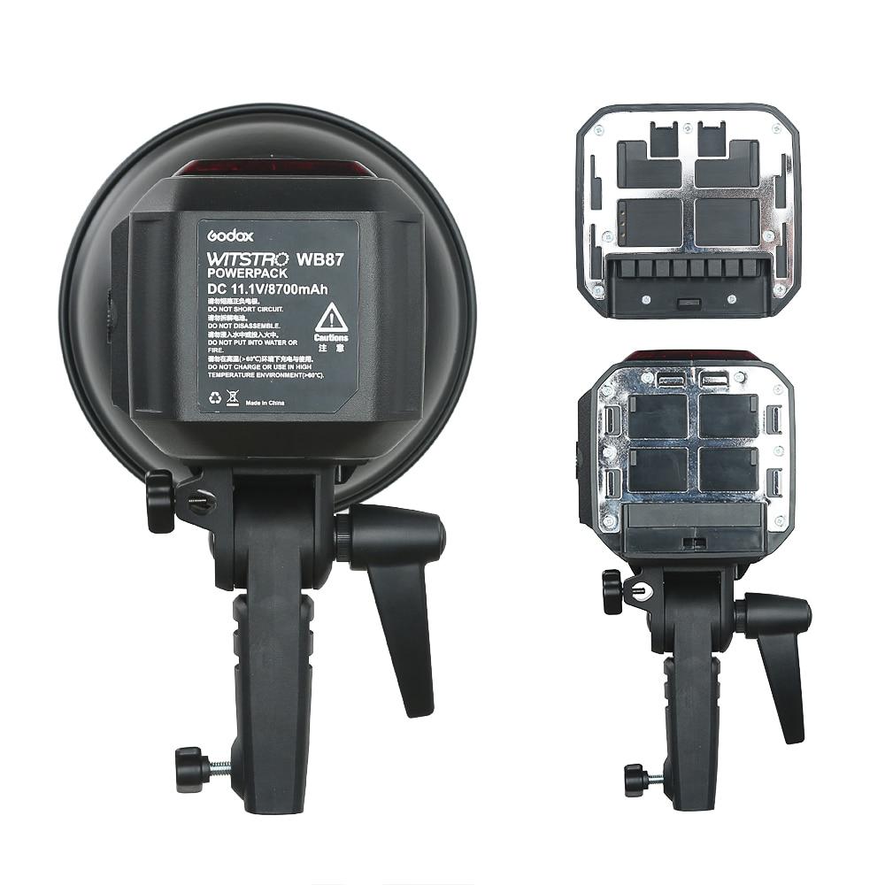 Жаңа келу Godox 2.4G сымсыз X жүйесі AD600BM - Камера және фотосурет - фото 5