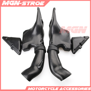 Motorcycle Air Intake Tube Duct Cover Fairing For CBR600RR CBR 600 RR F5 2005-2006 2005 2006 05 06