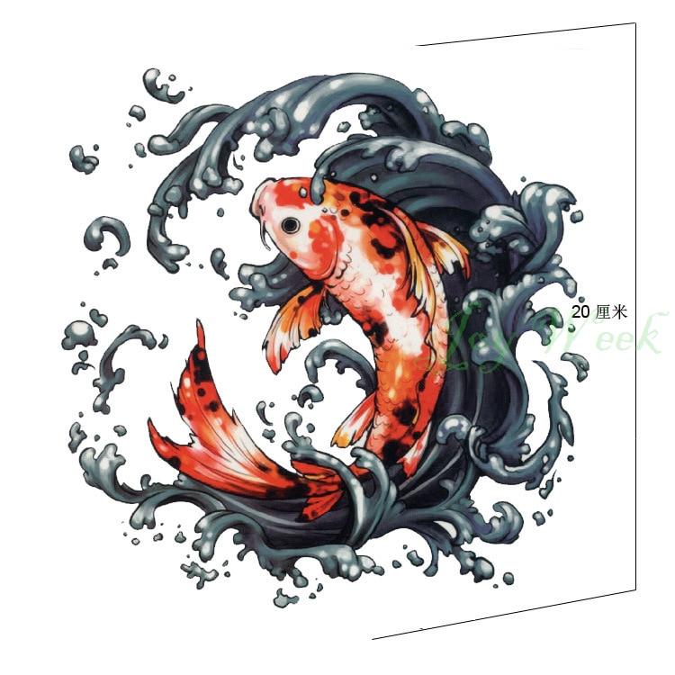 Achetez en gros koi tatouage en ligne des grossistes koi for Achat carpe koi en ligne