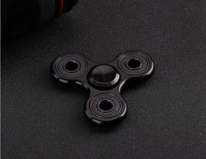 Spinner-Toys Autism Hand-Fidget Stress-Relief ADHD Metal Anxiety Kids EDC Alloy for Focus img3