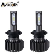 Avacom H7 H1 LED font b Lamp b font Car Headlight Bulb H3 H11 H8 H15
