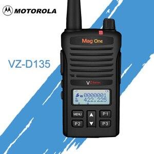 Image 1 - 모토로라 버텍스 표준 VZ D135 워키 토키 128 채널 2 웨이 라디오 uhf 주파수 휴대용 햄 라디오 hf 트랜시버