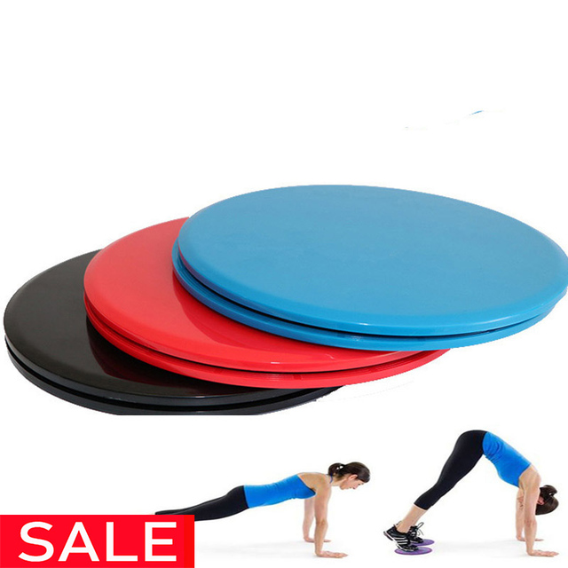 73306d4d7 Gliding Discs Slider Fitness Disc Exercise Sliding Plate For Yoga Gym  Abdominal Core Training Exercise Equipment