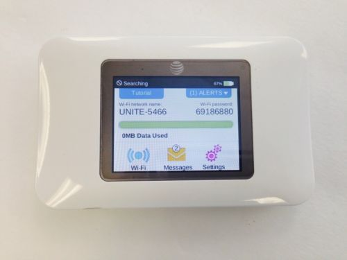 Netgear Wireless AC770S 4g wireless router with sim card slot