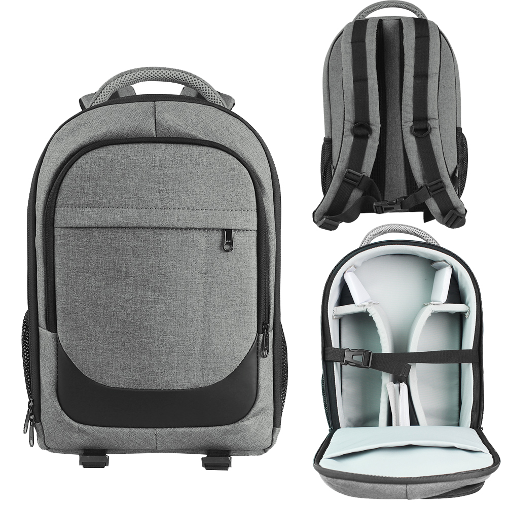 DSLR Camera Bag Case Backpack Photographer for Nikon D7500 D850 D610 D600 D500 D800 D810 D750 D700 D7200 D7100 D40 D40X D60 D100 jjc camera wired remote controller cord shutter release cable for nikon d7500 d7200 d750 d500 d800 d810 f100 d5500 d5600p7700