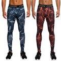 2016 Pantalones de Camuflaje de Los Hombres Gimnasio Mens Joggers Pantalones Masculinos Pantalones Culturismo Compresión Medias Leggings
