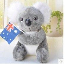 22 cm cute koala bear plush toy Australia flag koala doll, children's toy gift b4894