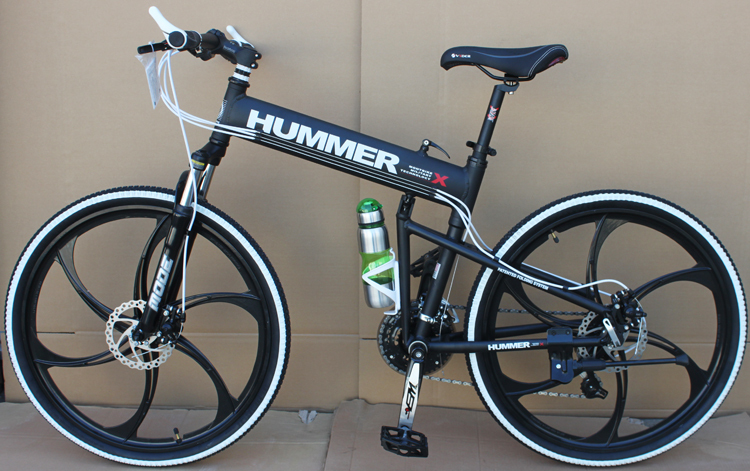 26 inch aluminium folding bike frame mountain bicycle 21 speed disc brakes tall man MTB bike 4 color choose