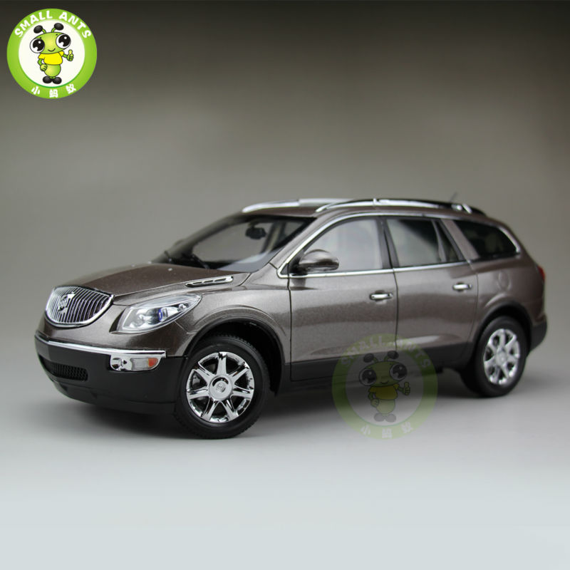 Buick Enlave: 1:18 GMC Buick Enclave Diecast Suv Car Model Toys For