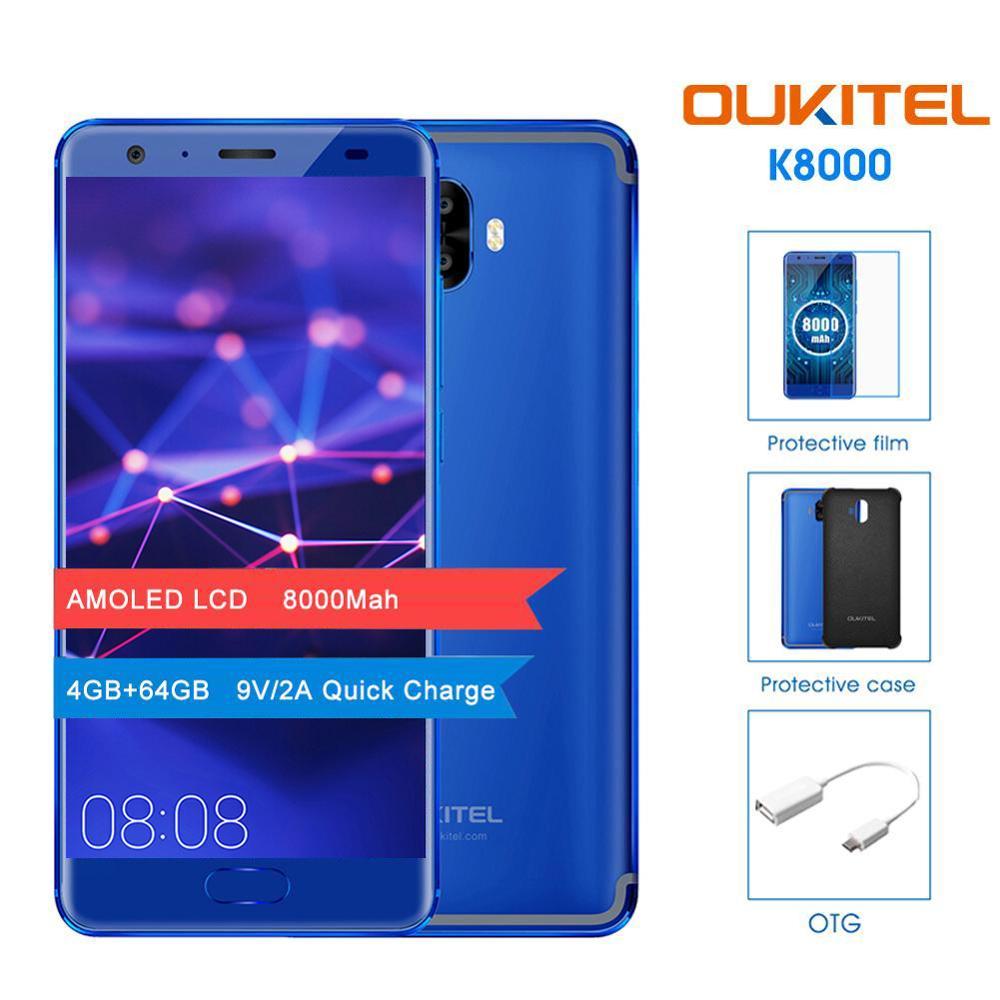 Купить Oukitel K8000 5,5