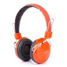 Desxz V9 Cable 3.5mm Cable Desmontable Diadema Plegable Auriculares Estéreo Portátil con Micrófono de Auriculares para PC Phone MP3 Música