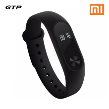 2016.6 Newest Xiaomi Mi Band 2 OLED Touch Screen Wristband Bracelet Bluetooth Smart Watch Waterproof Heart Rate Fitness Tracker