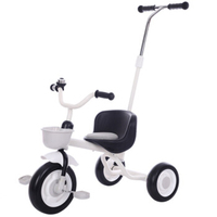 abdo Children's Tricycle Trolley 1 To 3 To 5 Years Old Bicycle Portable Kids Ride On Car For Children Trolley Kids Bike