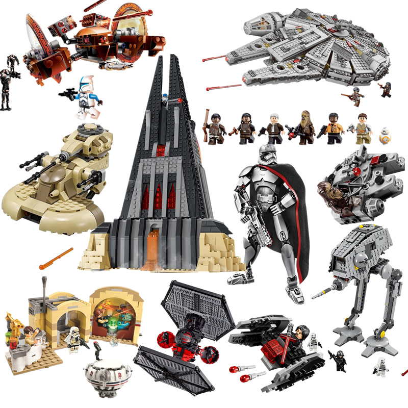 new-legoing-star-wars-fighter-x-wing-spaceship-darth-vader-castle-font-b-starwars-b-font-building-brick-toy-for-kids