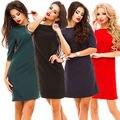 Женская мода Бинты Bodycon С Длинным Рукавом для Торжеств и Вечеринок Mini Dress
