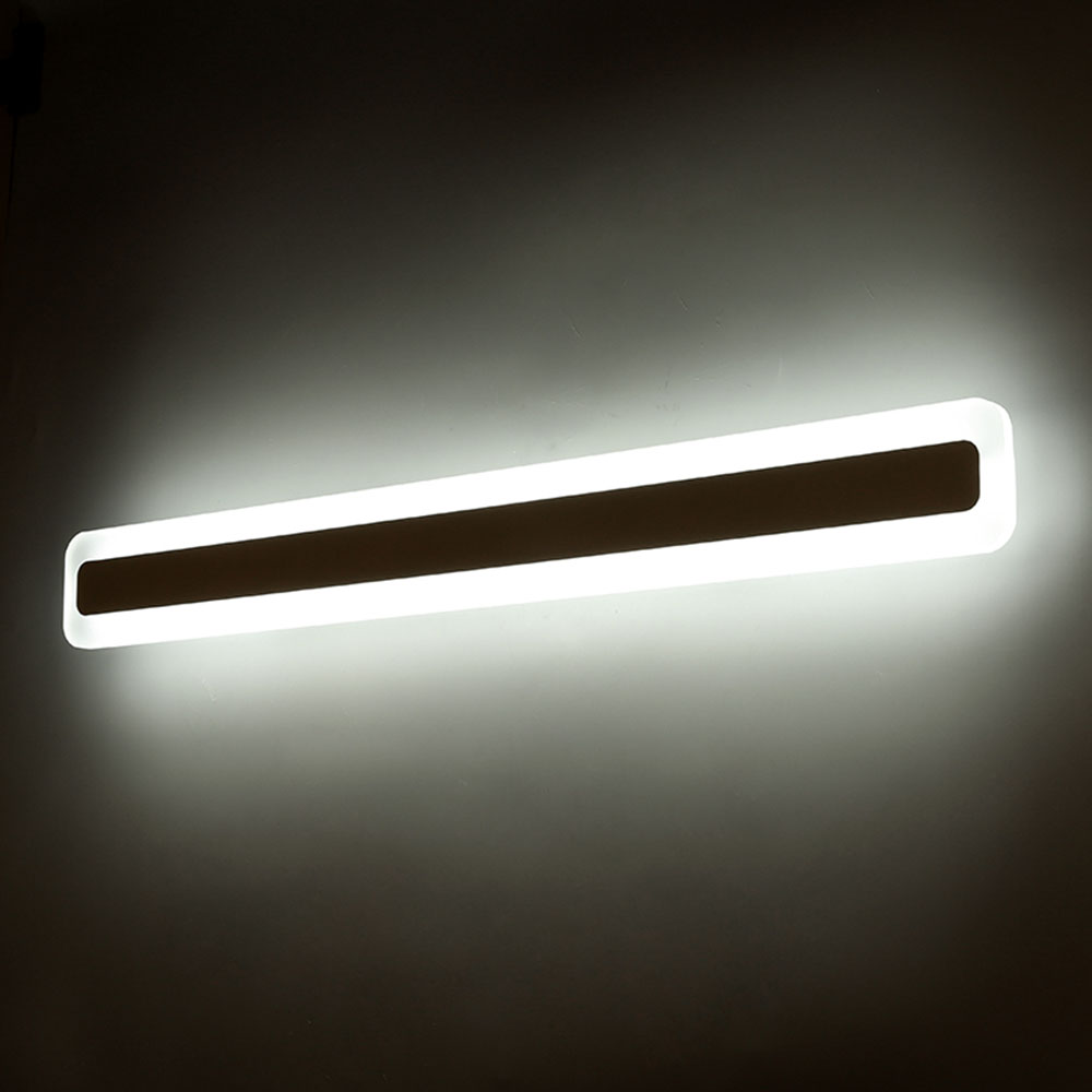 Wall Lamp Led Bathroom Mirrors Iron Wall Lamp 110-220v Bedroom Wall Lighting Contemporary Luminarias stairs light modern simple glass wall lamp led wall lighting corridor sconce 110 220v wrought iron wall stairs switch button lamp luminarias