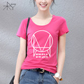2017 New Owsla Skrillex Logo Printed Women T Shirt Tshirt Fashion Short Sleeve O Neck Cotton T-shirt Tee Camisetas Girls