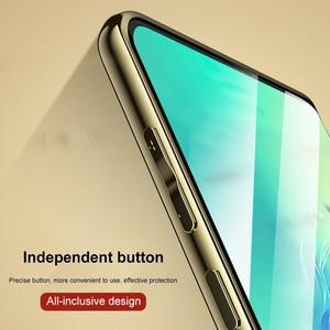 Image 4 - Coque OTAO en verre plaqué léopard pour Samsung Galaxy S9 S10 Plus S10e Coque rigide pour Samsung Note 9 Coque souple en ptu