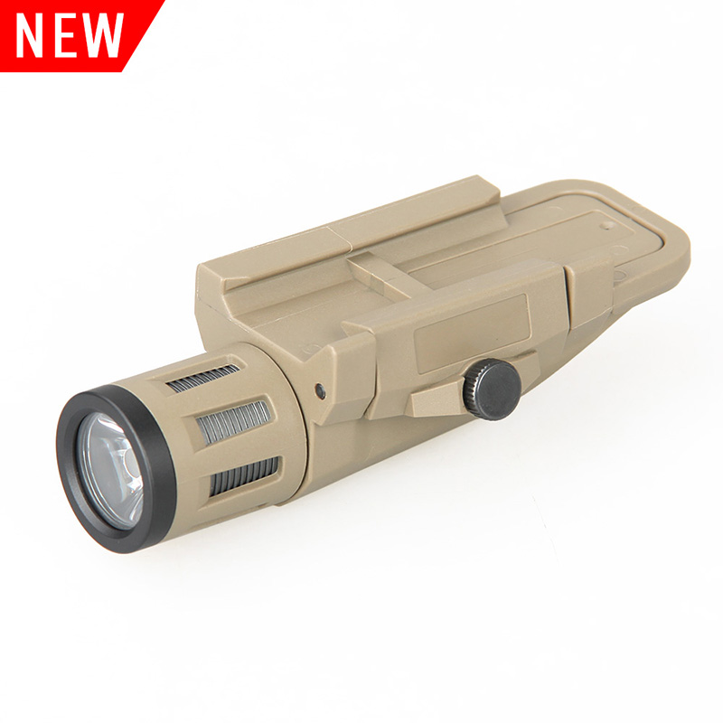TRIJICON New Arrvial Tactical Flashlight SD-65 Tactical Light Black Tan Color For Hunting Shooting Gs15-0122
