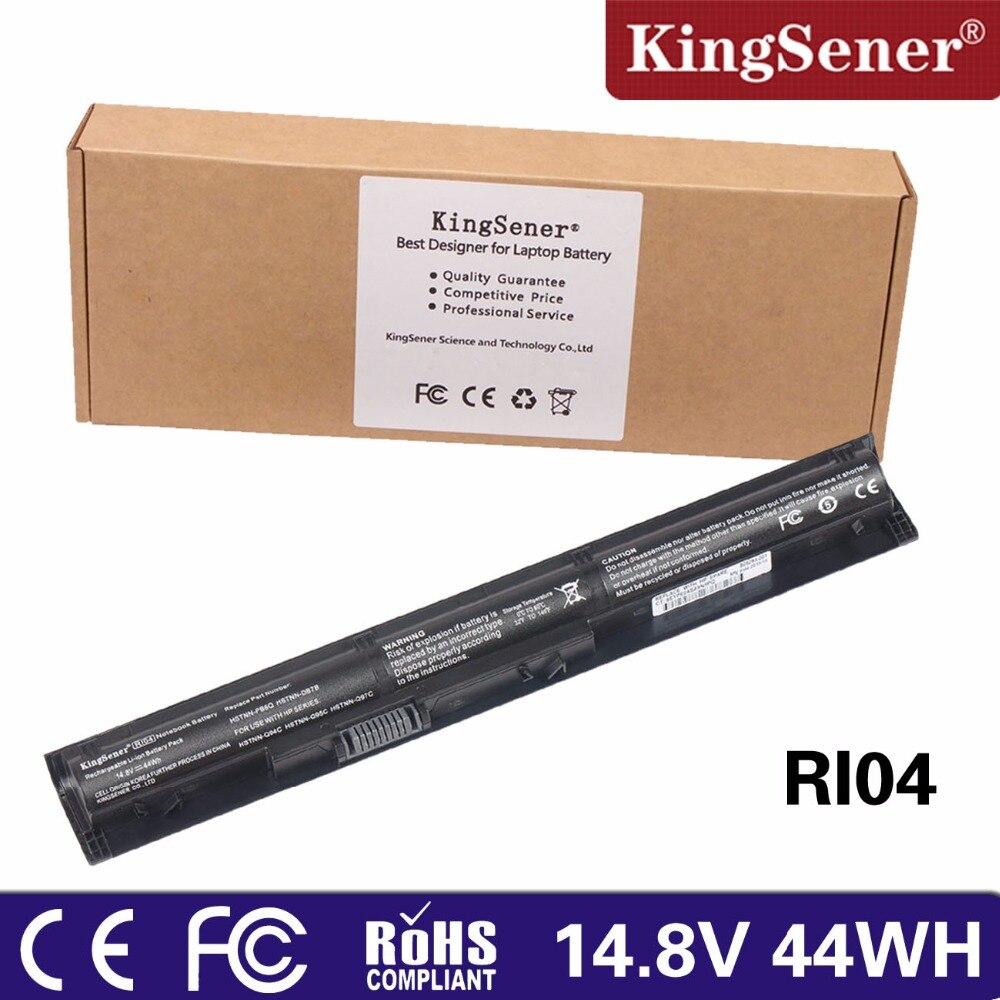все цены на  KingSener Korea Cell New RI04 Battery for HP ENVY 15-q001tx  HSTNN-PB6Q 805047-851 for hp ProBook 450 470 G3 Series  HSTNN-DB7B  онлайн