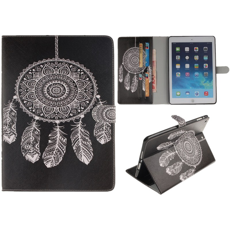 Fashion PU Leather Cover For Apple iPad mini 1 2 3 Case Flip Case For iPad mini2 mini3 7.9 Tablet Stand With Card Slot
