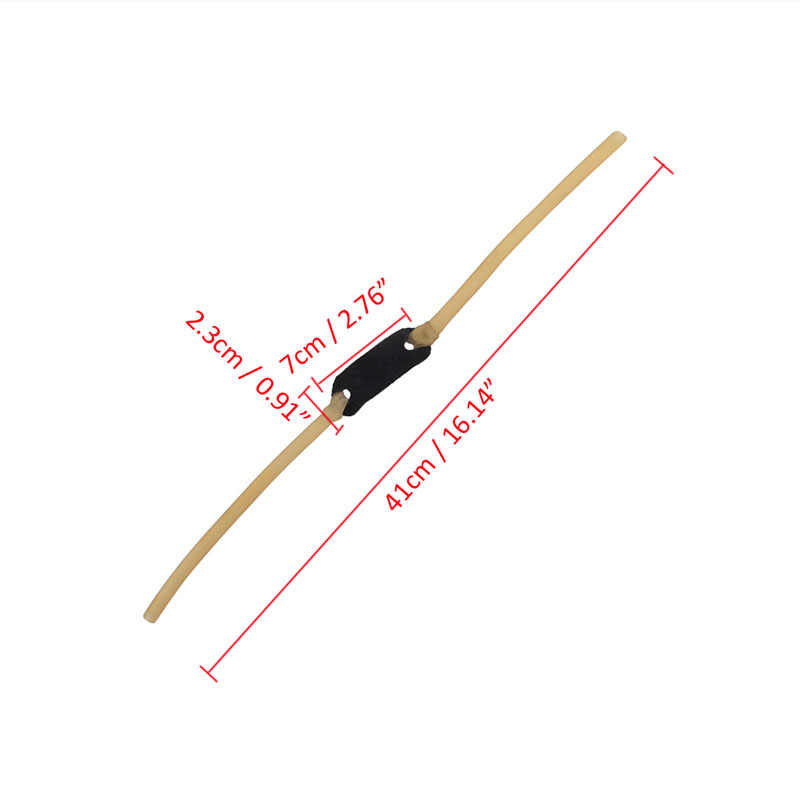 1 PC 6*9 ミリメートル弾性ゴムバンドバンジー交換スリングカタパルトハンティング