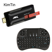 Mini Keyboard +MK809IV RK3229 Quad Core Android 5.1 Bluetooth Smart TV Player RAM 2GB / 16GB WiFi 3D 4K H.265 Miracast TV Dongle