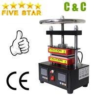 All Five star Praise Easy Operation Dual Heating Plates Oil Extractor Rosin Heat Press Machine Heat Rosin Press Model NO.CK220