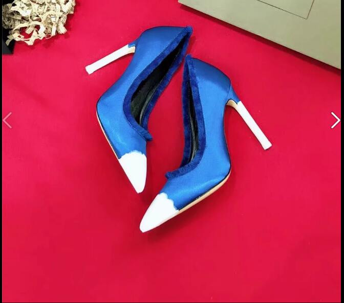 2019 New Arrival High Heels Shoes Styles Fashion Design Pumps Women classics Woman Sexy Shoes Brand TIAN.QI.HUANG 1