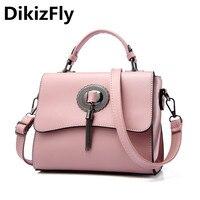 DikizFly Popular Fashion Brand Design Women Bags Shoulder Handbags Tassel 6 Colors Crossbody Bag Totes High