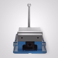 essential clamping vise ACCU Lock Vise with 6 Inch Jaw Width Milling Drilling Machine Lock Down Vise Bench Clamp